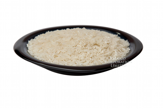 IRRI 9 Rice in black container